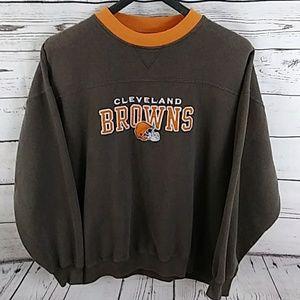 NFL Cleveland Browns Sweatshirt